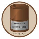 HEMPADUR MASTIC 45880