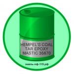 HEMPEL'S COAL TAR EPOXY MASTIC 35670