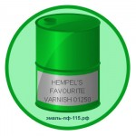 HEMPEL'S FAVOURITE VARNISH 01250