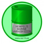 HEMPEL'S MARINE VARNISH 02220