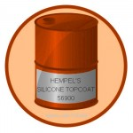 HEMPEL'S SILICONE TOPCOAT 56900