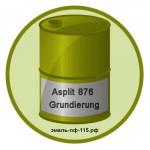 Asplit 876 Grundierung